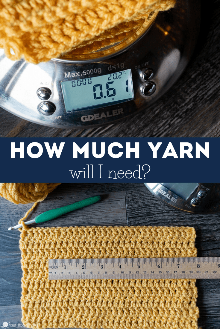 How much yarn will I need?