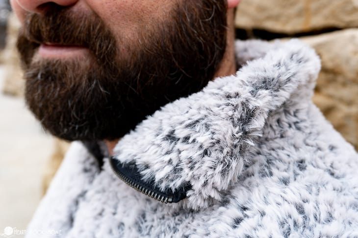 Men's Sherpa Pattern
