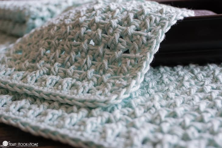 Rice Cloth Crochet patter