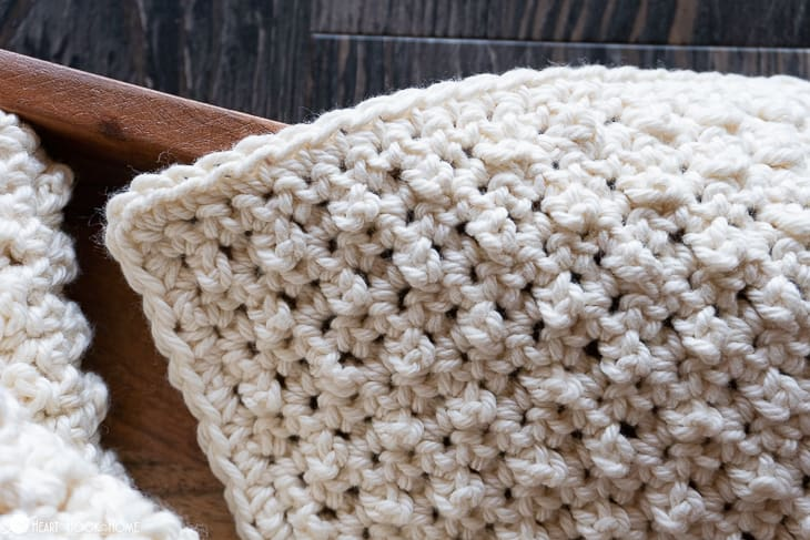 how to crochet the bobblet cloth