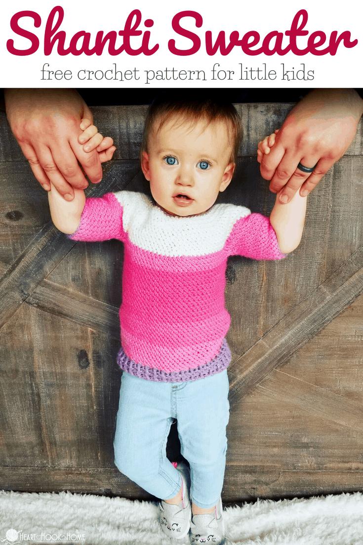 Little Kids Shanti Sweater