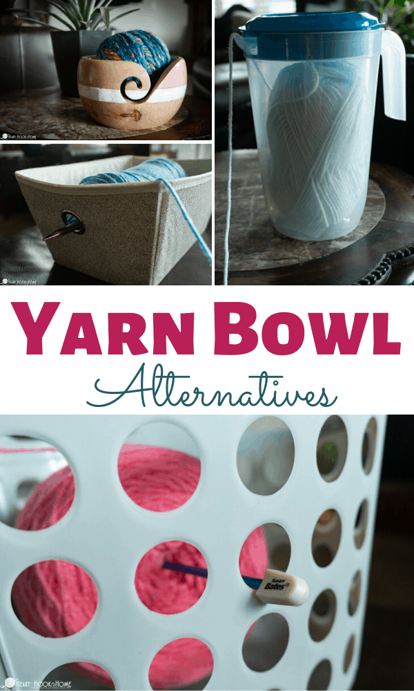 Yarn Bowl Alternatives
