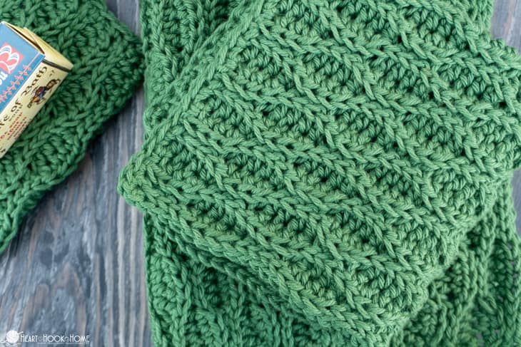 free washcloth crochet patterns
