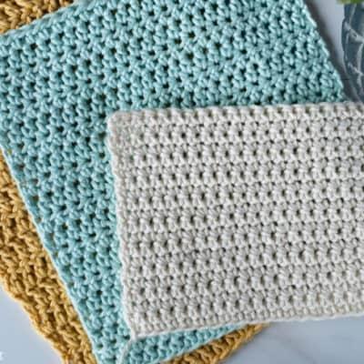 how to spot a crochet stitch
