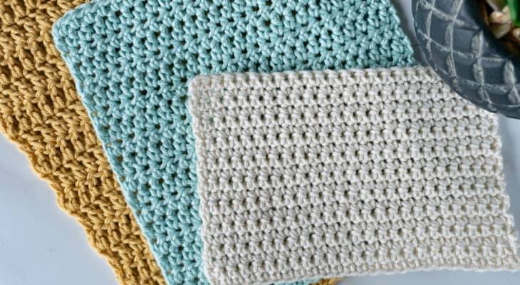 how to spot a crochet stitch