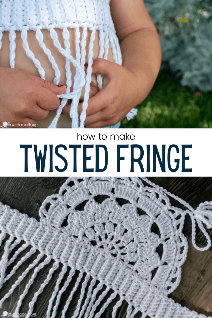 Twisted Fringe Tutorial
