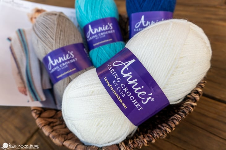 Annie's Crochet Clubs
