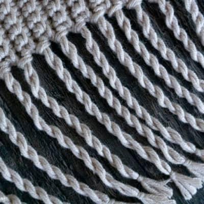 how to make twisted fringe