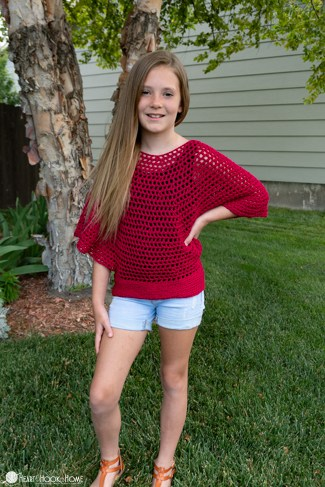 kids free crochet pattern