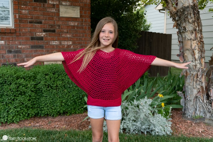 free summer crochet patterns for children