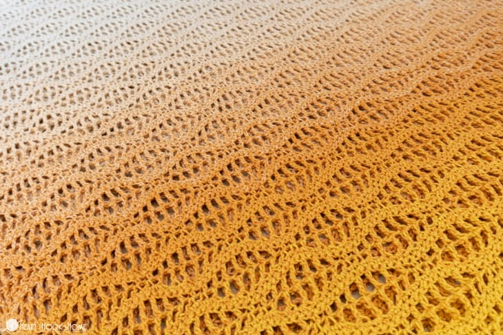 Wave Stitch crochet tutorial