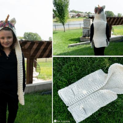 Kids Marvelous Moss Crochet pattern