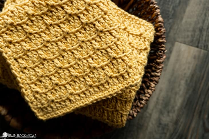brick cloth crochet pattern