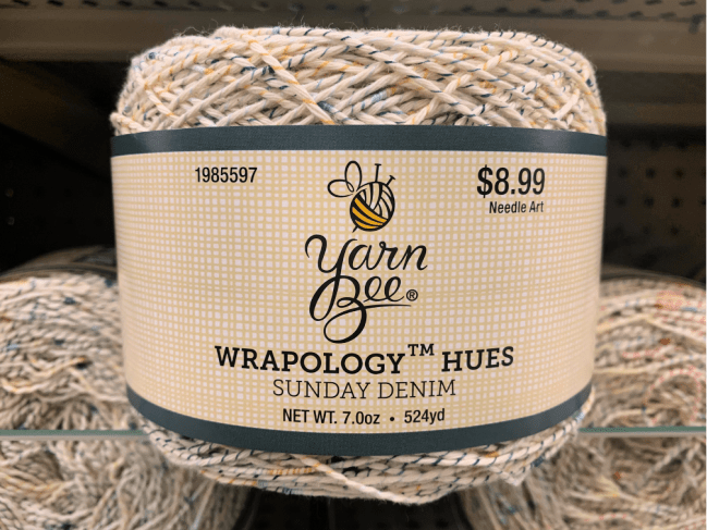 wrapology yarn