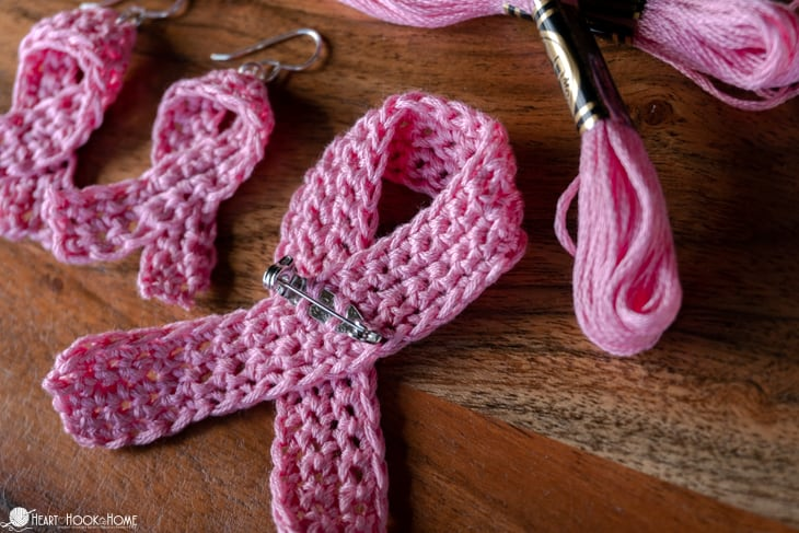 breast cancer crochet patterns
