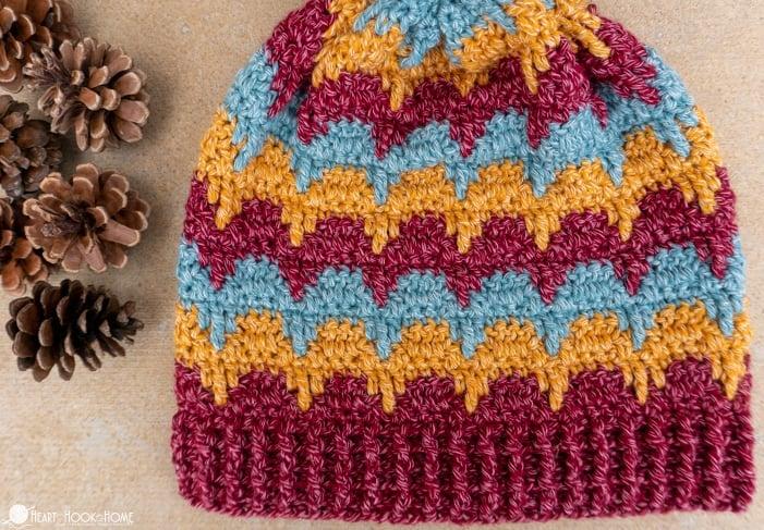 Kindred yarn beanie