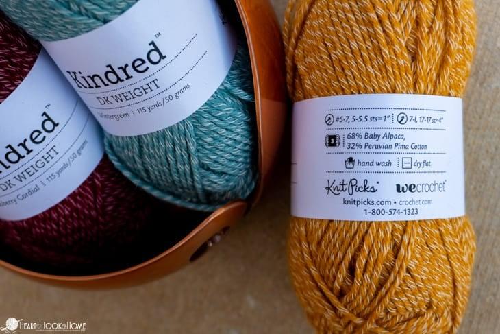 Kindred Yarn
