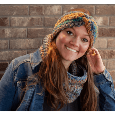 Easiest crochet cowl pattern ever