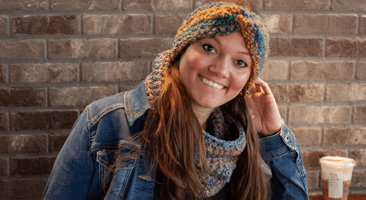 Easiest crochet cowl pattern ever