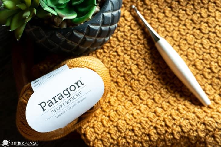 Paragon sport yarn