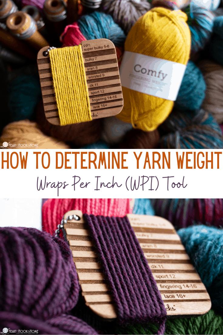 yarn weight tool WPI