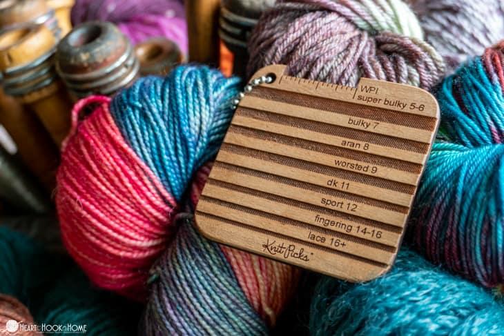 WPI yarn