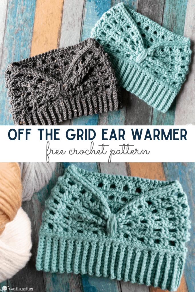 Off the Grid Ear Warmer