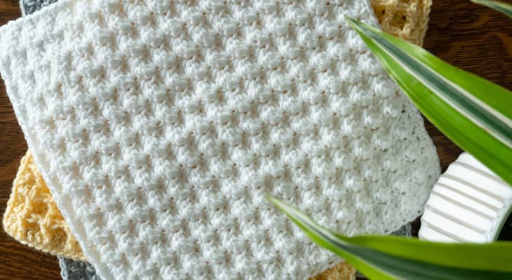 Blanket Stitch crochet tutorial