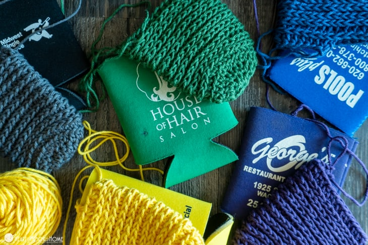 coozie crochet pattern