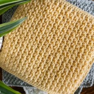 Feather Stitch Crochet Tutorial
