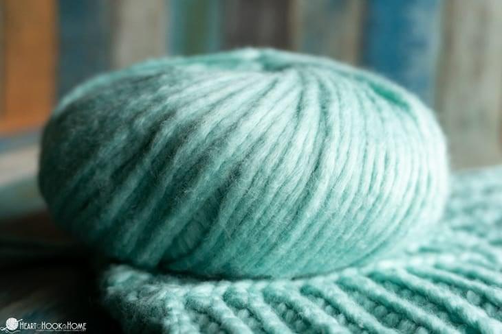 snuggle puff yarn
