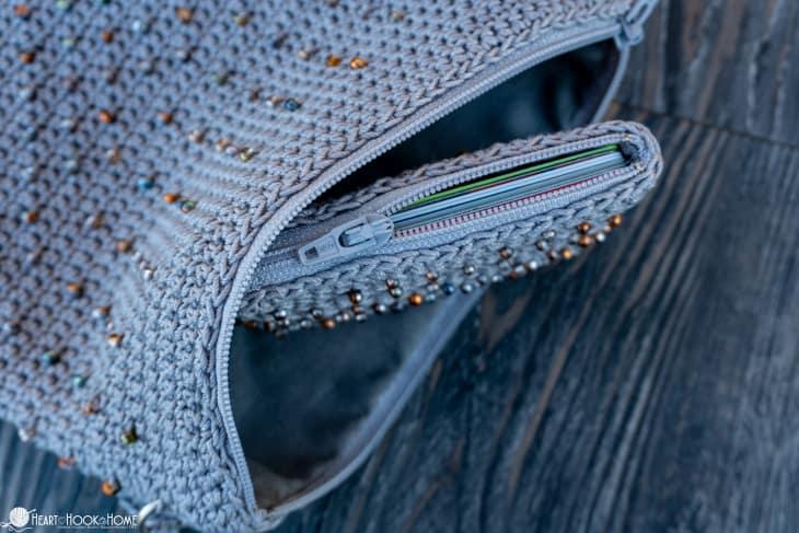 beaded crochet purse pattern