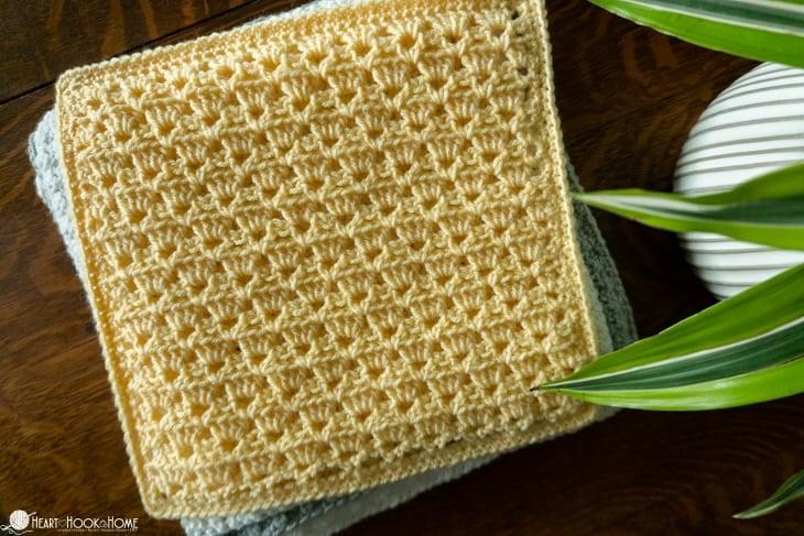 Sultan Stitch Crochet tutorial