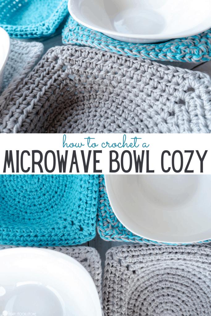 bol à micro-ondes modèle de crochet gratuit confortable